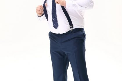 spodnie męskie eleganckie duże rozmiary