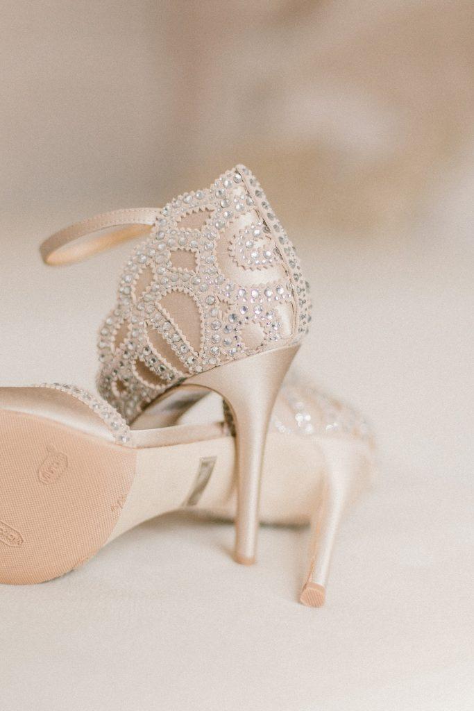 Kakšne poročne čevlje izbrati?