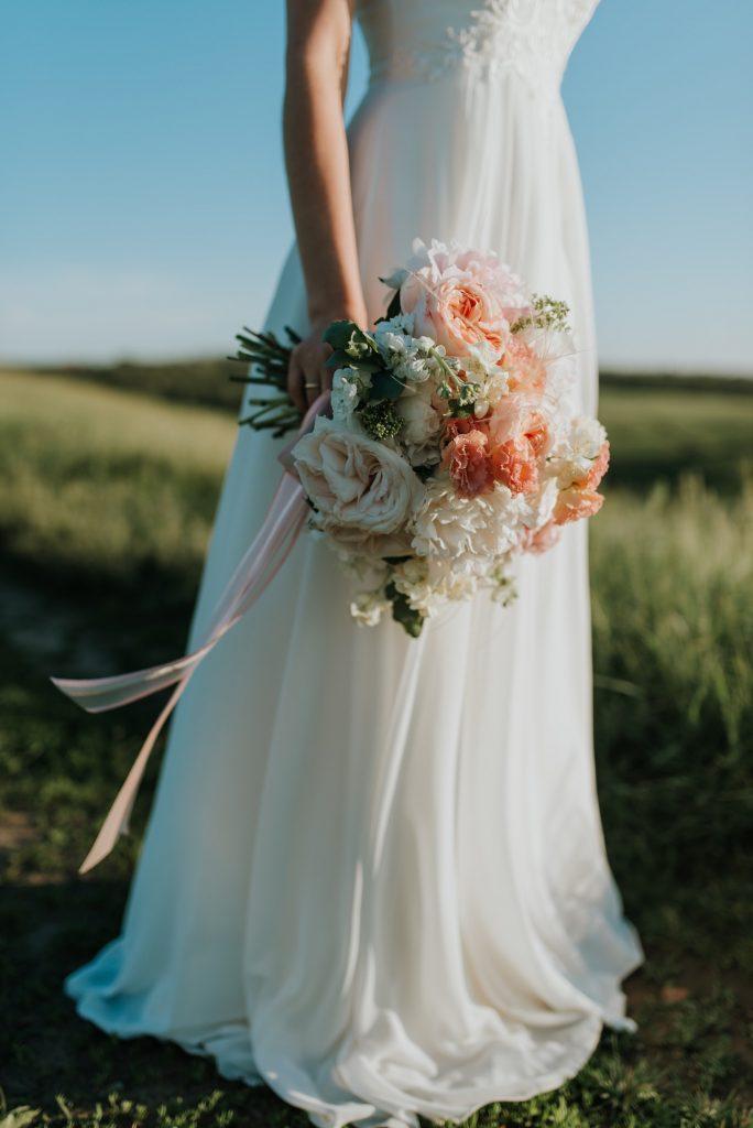 Kako izbrati popolno poročno obleko?