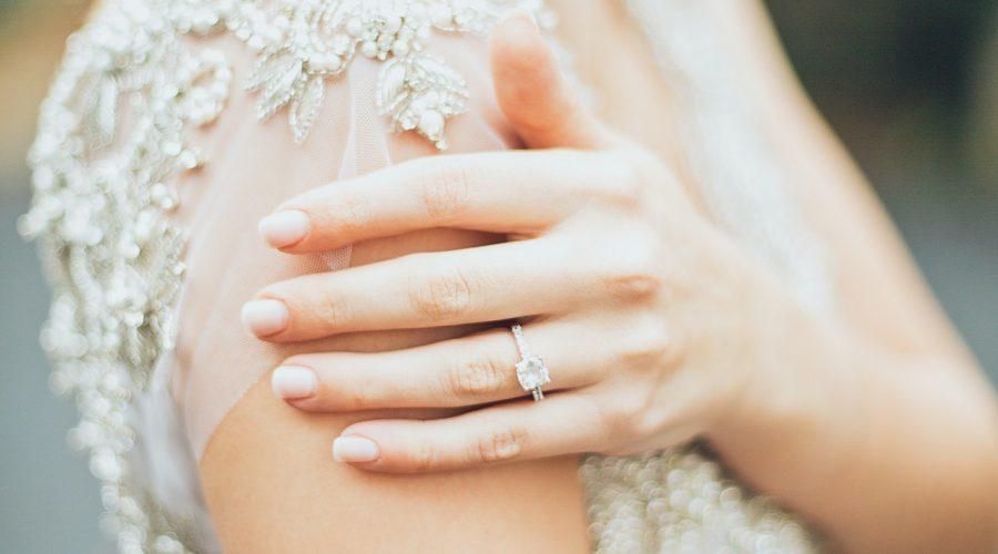 poročno obleko
